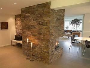 Pierre Pour Mur Intérieur : le pierre et d co original pour l 39 int rieur ~ Melissatoandfro.com Idées de Décoration