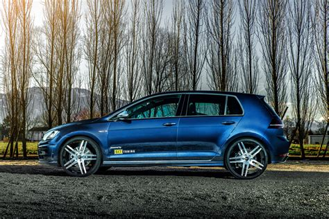 O.CT Tuning Volkswagen Golf VII R making it to 450hp and 550Nm