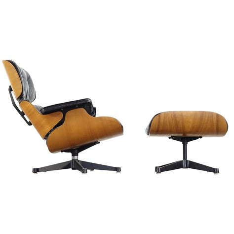early charles and eames lounge chair from contura