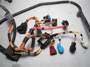 2006 Bmw E90 N52 325 330 Automatic Transmission Wiring Harness Complete Used Oem