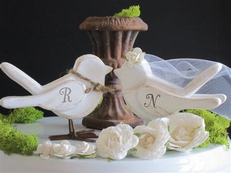 birds wedding cake topper birds cake topper bird cake topper wedding cake