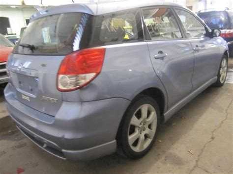 Toyota Matrix Parts by Parting Out 2003 Toyota Matrix Stock 120485 Tom S