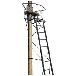 big dog 17 5 stadium series xl 2 man ladder tree stand 203286 ladder tree stands at