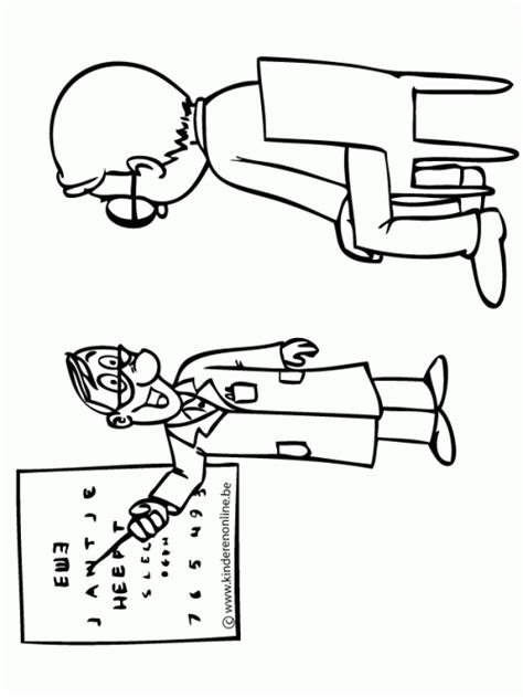 Kennis Kleurplaten by Kinderen Kleurplaat Au