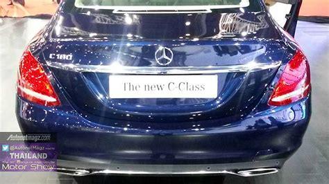 Tail Light Mercedes Benz C Class Model 2015