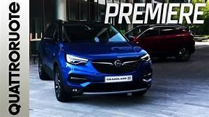 Suv Opel Grandland : opel grandland x svelato in anteprima il design della nuova suv quattroruote youtube ~ Medecine-chirurgie-esthetiques.com Avis de Voitures