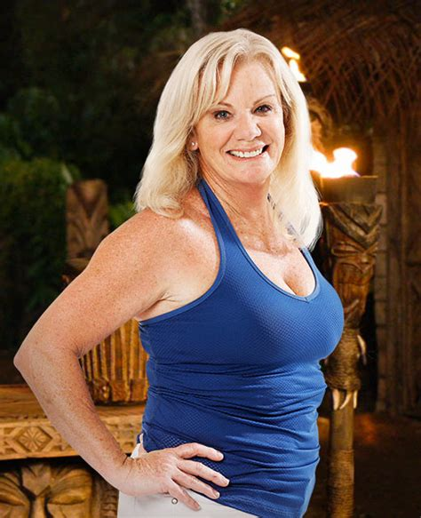 Sue Clarke Australian Survivor Wikia Fandom Powered