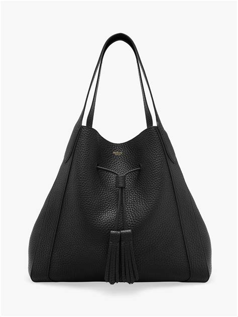 Mulberry Millie Heavy Grain Leather Tote Bag at John Lewis