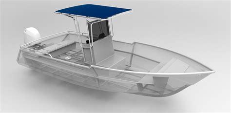 Boat Kits by Walkaround 20 Metal Boat Kits