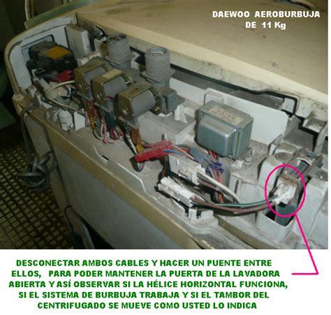 solucionado mi lavadora daewoo dwf 9010p no centrifuga yoreparo