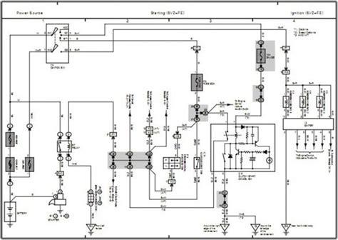 toyota tacoma parts diagram automotive parts
