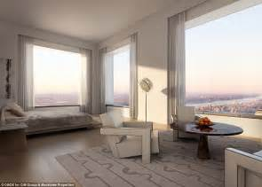 Hoppen Kitchen Interiors 432 Park Avenue New York Skyscraper Becomes Tallest Condo In Western Hemisphere Daily Mail