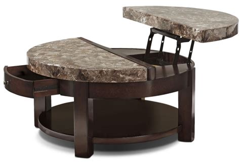 Shop our best selection of lift top coffee tables to reflect your style and inspire your home. Ikea lift top coffee table round with marble top | Coffee table, Wicker ottoman, Lift coffee table