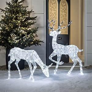 Weihnachtsbeleuchtung Aussen Figuren : weihnachtsdeko au en sitmmungsvolle weihnachtsbeleuchtung garten themenguide ~ Buech-reservation.com Haus und Dekorationen