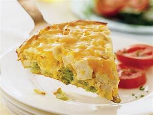 Impossibly Easy Chicken 'n Broccoli Pie Recipe a Day
