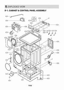 Looking For Lg Model Wm3997hwa  00 Laundry Center Repair