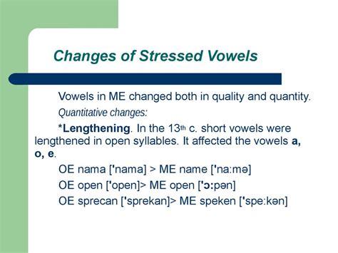 middle english phonetics prezentatsiya onlayn