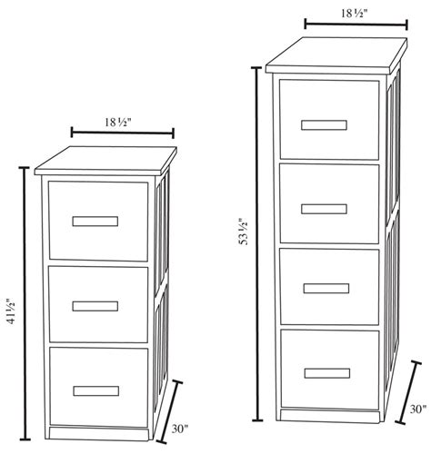 Hon 4 Drawer File Cabinet Dimensions by File Cabinet Ideas 2 And 4 Hon Drawer Comics Storage
