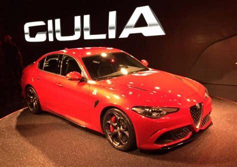The New Alfa Romeo by Mamma The New Alfa Romeo Giulia Finally Revealed