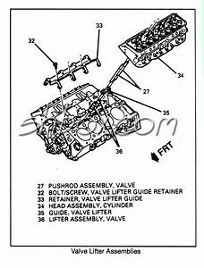Engine Lifter Diagram