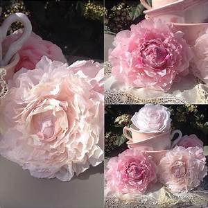 Comment Faire Des Roses En Papier : d couvrez comment cr er des roses en papier avec un effet brocante et shabby fleuristerie ~ Melissatoandfro.com Idées de Décoration
