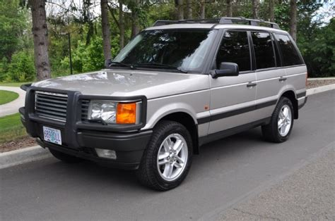 1999 Land Rover Range Rover by 1999 Land Rover Range Rover Photos Informations Articles
