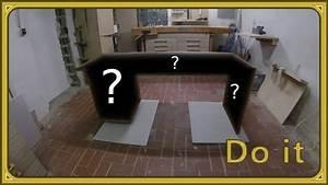 Schreibtisch Selbst Bauen : schreibtisch selber bauen teil 1 schreibtisch mit ~ A.2002-acura-tl-radio.info Haus und Dekorationen