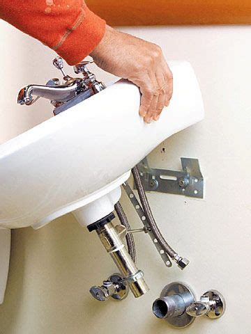 how to install a pedestal sink 368 best clawfoot tub pedestal sink instalation images