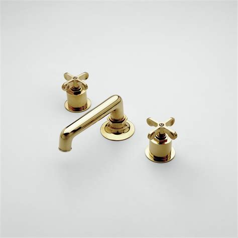 Unlacquered Brass Faucet Patina by Unlacquered Brass