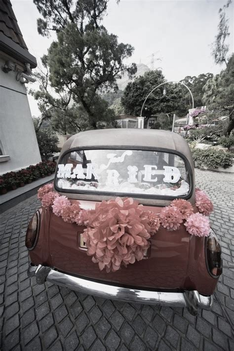 items similar to just married window cling wedding sign for getaway car customizable colors