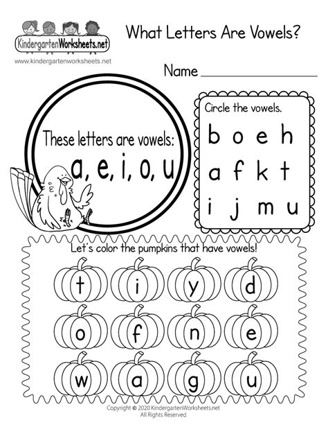 vowel letters worksheet geotwitter kids activities