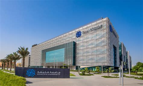 khalifa university expansion abu dhabi aluminium