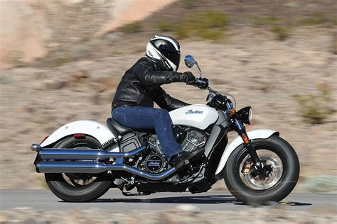Review Indian Scout Sixty by Indian Scout Sixty 2016 On Review Mcn