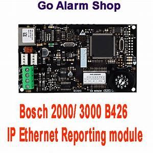 Bosch B426 Network Reporting Module