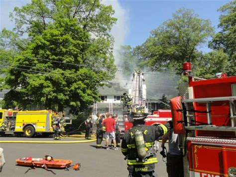 house fire  westfield extinguished  union county crews