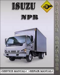 Isuzu Npr Factory Workshop Service Repair Manual