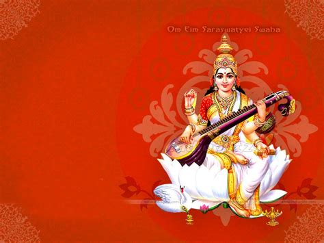 Möbel Auf Maß by Maa Saraswati Hd Wallpapers Vidya Ki Devi Hindu Goddess