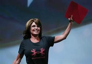 Sarah Palin Causes Outrageous Outrage Over Gun Gift Tweet ...