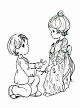 Precious Moments Coloring Pages Printable Christmas Books Diy Supercoloring Marriage Moment Proposal Colour Printables Google Sleepy Cartoon Table Sheets Colouring sketch template