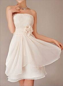 Kleid Kaufen Günstig : brautkleid standesamt kleid knielang ~ Eleganceandgraceweddings.com Haus und Dekorationen