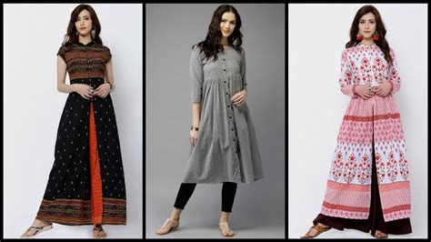 Latest Top Beautiful Designer Kurtakurti Designs 2017