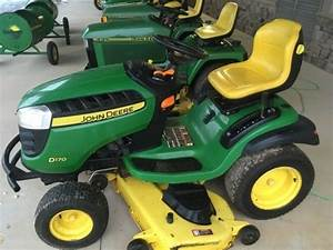 John Deere 170 Lawn Tractor Parts Diagram