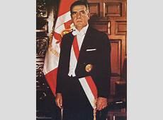 Fernando Belaunde Terry, en su primer gobierno