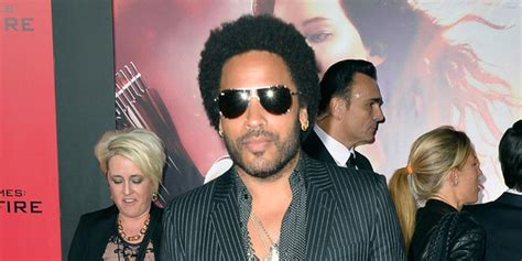 Lenny Kravitz Very Good Year From The Butler To