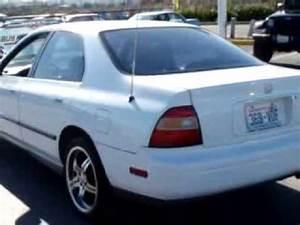 Sold - 1994 Honda Accord Lx Budget Auto Sales Iii