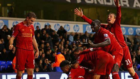Tottenham vs Liverpool: Classic Encounter, Team News ...