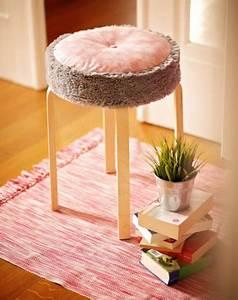 Ikea Sitzkissen Rund : kostenloses schnittmuster ikea frosta hack hocker sitzkissen n hen kostenlose schnittmuster ~ Orissabook.com Haus und Dekorationen