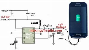 Simple Smartphone Charger Circuit In 2019