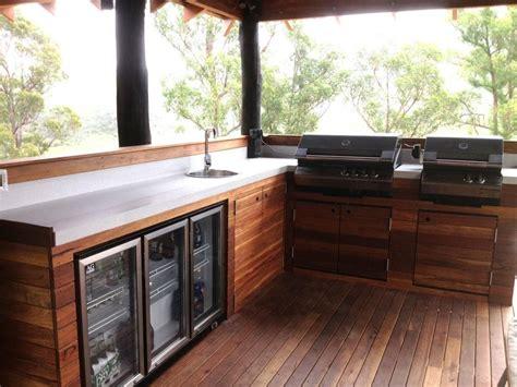 outdoor kitchen design ideas  inspired