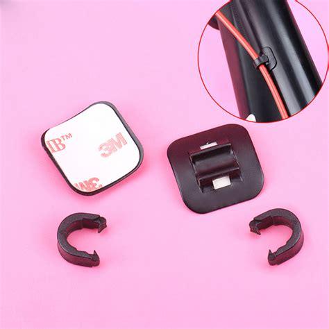 klik it cable holder klem kabel fixed cl kabel rem sepeda black jakartanotebook